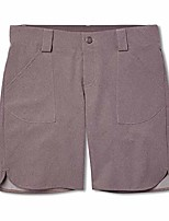 cheap -Women's Hiking Shorts Winter Outdoor Warm Fast Dry Bottoms Creamy-white Black Camping / Hiking Casual 27 / M 28 / L 29 / XL 30/2XL 31/3XL
