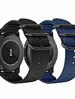 cheap -bands compatible with gear s3/ galaxy watch 3 45mm / galaxy watch 46mm, 22mm quick release adjustable replacement sport strap compatible with frontier smartwatch&samsung gear s3 classic