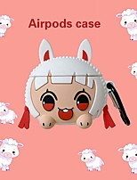 cheap -Case For AirPods Shockproof Headphone Case Hard
