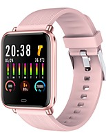 cheap -Q9T Smartwatch Support Heart Rate/Blood Pressure Measure, Sports Tracker for Android/IOS/Samsung Phones