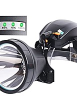 cheap -flashlight super bright light charging long-range fishing lights outdoor yellow head wear,white