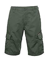 cheap -men's teron shorts, dark green, us size 36/eu size 50