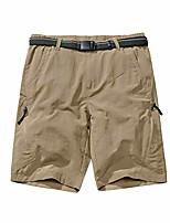 cheap -men's outdoor lightweight hiking shorts quick dry shorts sports casual shorts,6095,khaki,34