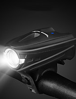 cheap -LED Bike Light Front Bike Light Bicycle Cycling Waterproof Durable Rechargeable Li-Ion Battery 250 lm USB Everyday Use Cycling / Bike Fishing