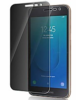 cheap -zeking [2-pack]samsung galaxy j2 core/ j2 (2019) anti-glare privacy screen protector tempered glass, [3d touch][case friendly] bubble free