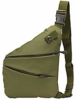 cheap -edc bag chest conceal shoulder backpack climbing hiking cycling daypack for men women (left hand)