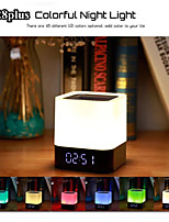 cheap -MUSKY DY28 Mini HIFI Speaker Wireless Bluetooth LED Night Light Super Bass Speakers Line IN TV Tablet Mobile Phone