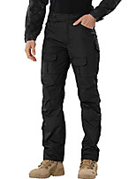 cheap -outdoor pants for men black tactical pants work pants military cargo pants for men with pockets