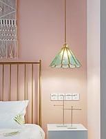 cheap -27 cm LED Pendant Light Bedside Light Lantern Desgin Copper Brass Modern 110-120V 220-240V