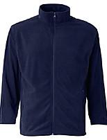 cheap -3301 featherlite men's full-zip micro-fleece, nantucket navy, medium
