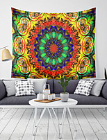 cheap -Wall Tapestry Art Decor Blanket Curtain Picnic Tablecloth Hanging Home Bedroom Living Room Dorm Decoration Polyester Fantasy Tiger Butterfly