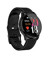cheap -MK07 Unisex Smartwatch Bluetooth Heart Rate Monitor Blood Pressure Measurement Calories Burned Long Standby Health Care Pedometer Call Reminder Activity Tracker Sleep Tracker Sedentary Reminder