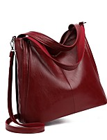 cheap -Women's Bags Top Handle Bag 2021 Date Office & Career Black Purple Red