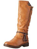 cheap -women's 94758 long boots, brown (cayenne/schoko/24), 9 uk