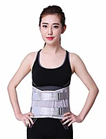 cheap -waist trainer belt unisex adjustable elastic back lumbar support brace with dual adjustable straps breathable mesh panels 4 sizes for home sports mens and womens (color : white, size : xl)