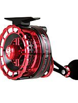 cheap -Fishing Reel Ice Fishing Reels 3.2:1 Gear Ratio+8 Ball Bearings Ice Fishing / Bass Fishing / Alumium Alloy / Right-handed / Left-handed