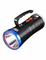 cheap -fishing lighting, blue white light super bright night lamp glare long range waterproof floating xenon flashlight (color : d)