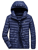 cheap -heated jacket for men | phantom, grey, medium