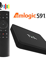 cheap -2+8GB Android TX9s TV Box 2GB 8GB Set Top Box 2.4G Wifi 4K Youtube Assistant Media player Very Fast top Box