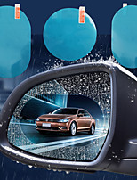 cheap -Car Rearview Mirror Protective Film Anti Fog Window Clear Rainproof Rear View Mirror Protective Soft Film Auto Accessories