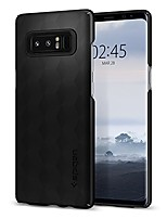 cheap -thin fit designed for samsung galaxy note 8 case (2017) - matte black