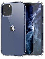 cheap -compatible for iphone 12 case, iphone 12 pro case, [anti-yellow][anti scratch] slim crystal clear protective case for 6.1 inch iphone 12/12 pro(new of 2020 oct)