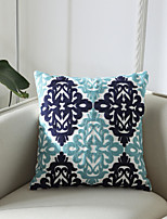 cheap -Cushion Cover Geometry Simple Fashion Cotton Complex Embroidery Pillow Case Cover Living Room Bedroom Sofa Cushion Cover