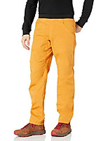 cheap -men's navajo rock climbing pants, wheat, x-large