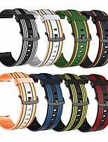 cheap -bands compatible with samsung galaxy watch 3 41mm, galaxy watch 3 41mm wristband, 20mm quick release watch strap bands for galaxy watch3 smartwatch (8colors)