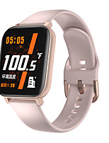 cheap -F25 Smartwatch for Apple/Samsung/Android Phones, Sports Tracker Support Heart Rate/Blood Pressure Measure