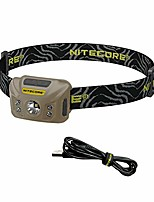 cheap -nu30 400 lumen multi-output led rechargeable headlamp with lumen tactical adapter and usb cable (desert tan)