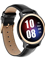 cheap -S06 Men's Smartwatch Bluetooth Heart Rate Monitor Blood Pressure Measurement Calories Burned Long Standby Health Care Stopwatch Pedometer Call Reminder Activity Tracker Sleep Tracker