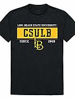 cheap -csulb california state university, long beach the beach ncaa established tees t-shirt x-large black