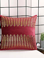 cheap -Luxurious Rivet European Style Home Office Pillow Case Cover Living Room Bedroom Sofa Cushion Cover