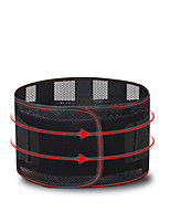 cheap -Steel Belt Breathable Support Belt Health Waist For Men And Women