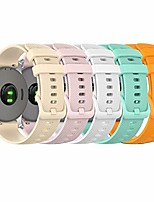 cheap -18mm replacement watch band straps compatible with fossil gen 4 q venture hr women band, fossil women's gen 3 q venture bands (yellow,pink,white,teal,orange)