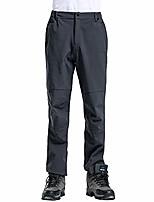 cheap -softshell pants - men women hiking camping outdoor thermal sport pants