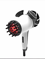 cheap -household hair dryer, functional physiotherapy massage hair dryer, far infrared negative ion non-radiation hair dryer,white