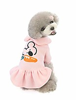 cheap -dog dresses for small dog clothes cat apparel for pets dog outfits girl pink