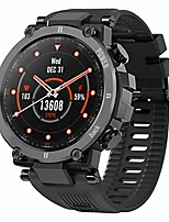 "cheap -raptor smart watch for men, 1.3"" outdoor smartwatch with 20 sports modes, ultra light fitness tracker with rugged body, 30 days standby, ip68 waterproof, compatible with ios android, black"