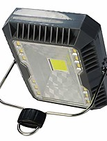 cheap -3 modes tent spotlight outdoor floodlight working light hanging solar lamp waterproof hiking usb rechargeable camping