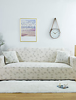 cheap -Lavender Print 1-Piece Sofa Cover Couch Cover Furniture Protector Soft Stretch Slipcover Spandex Jacquard Fabric Super Fit for 1~4 Cushion Couch and L Shape Sofa,Easy to Install(1 Free Cushion Cover)