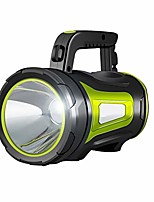 cheap -emergency flashlight outdoor camping light waterproof rechargeable lamp for tent lantern/patio/garden/power failure (color : green)