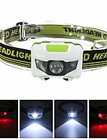 cheap -led headlamp bright led night working outdoor fishing camping hiking head light warning lamp perfect for runners, lightweight, waterproof, adjustable headband
