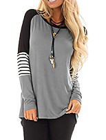 cheap -women elegant t shirt sexy cowl neck long sleeve ruched blouse casual tops tee business tunic slim fit buttons decor purple