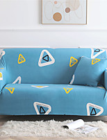 cheap -Triangle 1-Piece Sofa Cover Couch Cover Furniture Protector Soft Stretch Slipcover Spandex Jacquard Fabric Super Fit for 1~4 Cushion Couch and L Shape Sofa,Easy to Install(1 Free Cushion Cover)