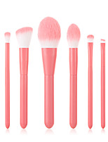 cheap -Professional Makeup Brushes 8pcs Soft Full Coverage Lovely Comfy Wooden / Bamboo for Makeup Tools Eyeliner Brush Blush Brush Foundation Brush Makeup Brush Lip Brush Eyeshadow Brush