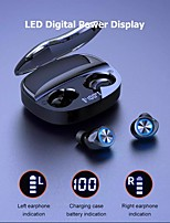 cheap -2000mAh TWS Bluetooth Earbubs Wireless Earphones Active Noise Cancelling HD Stereo In-ear Wireless Bluetooth Sports Earphone