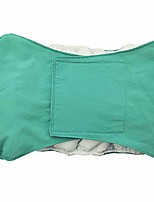 cheap -large dog male physiology belt pet courtesy belt dog physiological pants,green