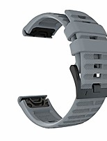 cheap -wristband compatible with fenix 6x bands,26mm width soft silicone sport replacement watch strap bands compatible with fenix 6x/fenix 6x pro/fenix 5x/fenix 5x plus